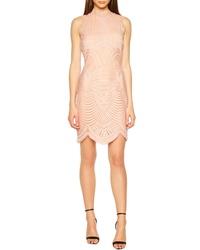 Bardot Alice Lace Body Con Dress