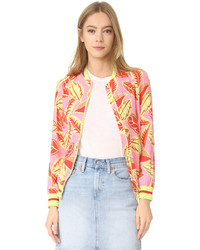 Moschino Boutique Printed Bomber