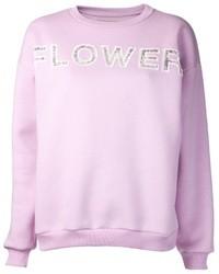 Christopher Kane Embroidered Sweatshirt