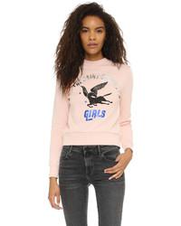 Etre cecile the saint honore girls sweatshirt medium 384743