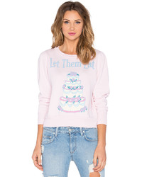 Wildfox Couture Let Them Eat Cake Pullover