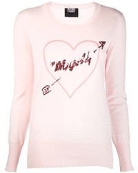 Markus Lupfer Natalie Love Myself Sweater