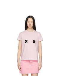 Marc Jacobs Pink The Diy T Shirt