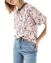 Topshop Tokyo Blossom Tee