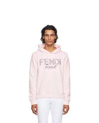 Fendi Pink Hoodie