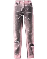 Moschino Trompe Loeil Jeans