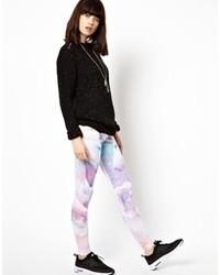 Asos Unicorn Print Leggings