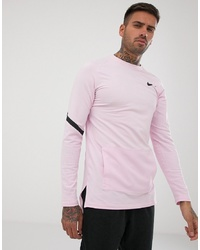 34021f8b5f Asos Oversized Long Sleeve T Shirt With Photo Print  19  26 · Nike Training  Project X Long Sleeved Top In Pink Aj7942 663