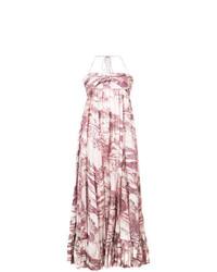 Zimmermann Kali Hawaiian Long Dress