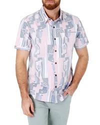 7 Diamonds Picasso Baby Slim Fit Shirt