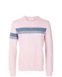 Dondup Denim Stripe Sweatshirt