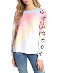 Wildfox Sommers Nebula Sweatshirt