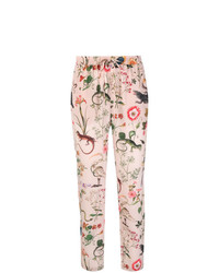 RED Valentino Drawstring Tapered Trousers