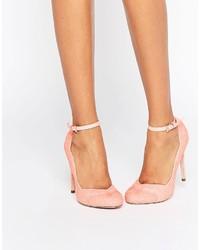 Asos Plush High Heels
