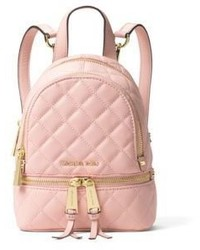 MICHAEL Michael Kors Michl Michl Kors Quilted Leather Backpack
