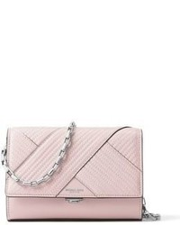 Michael Kors Michl Kors Collection Chevron Quilted Leather Crossbody