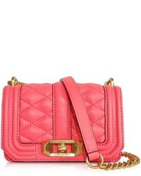 Rebecca Minkoff Mini Love Watermelon Leather Crossbody Bag