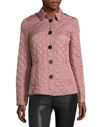 Burberry Ashurst Diamond Quilted Jacket