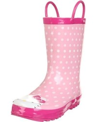 Western Chief Hello Kitty Polka Dotted Cutie Rain Boot