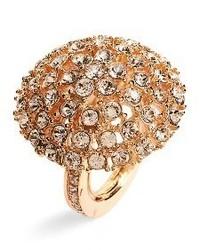 Oscar de la Renta Dome Ring