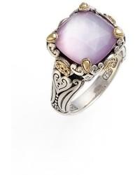 Konstantino Iliada Doublet Ring