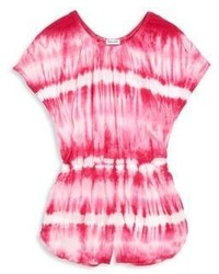 Splendid Girls Tie Dyed Romper