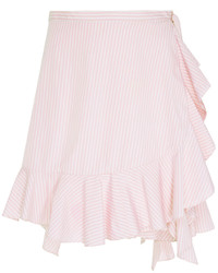 Jw anderson ruffle hem mini skirt medium 465323