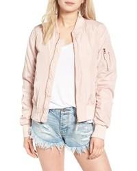 Side zip bomber jacket medium 3686441