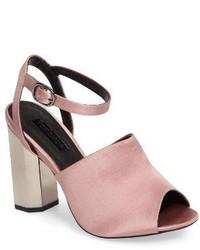 Regina satin high heel sandal medium 1248525