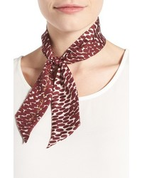 Kate Spade New York Dappled Skinny Scarf