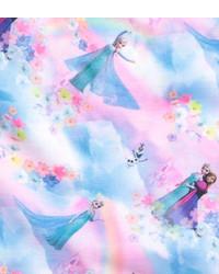 H&M Patterned Scarf Pinkfrozen Kids