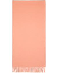 Acne Studios Pink Canada Narrow Scarf