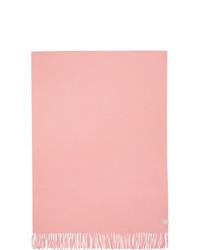 Rag and Bone Pink Classic Scarf