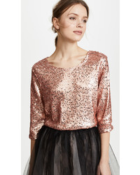 Loydford sequin crop top medium 6718483