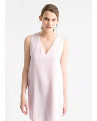 Mango Minimal Shift Dress