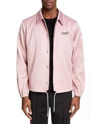 Ovadia & Sons Satin Coachs Jacket