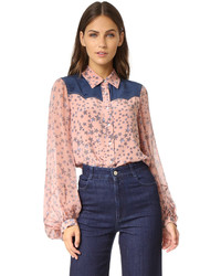 BCBGMAXAZRIA Madison Shirt