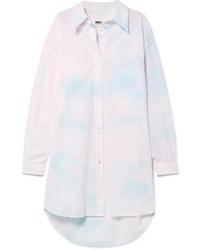MM6 MAISON MARGIELA Oversized Cotton Poplin Dress