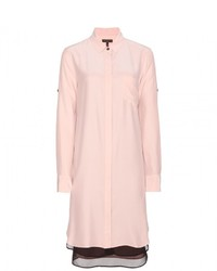 Rag and Bone Rag Bone Silk Shirt Dress