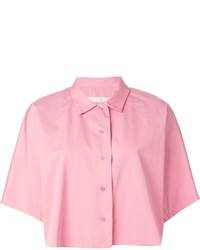 Golden Goose Deluxe Brand Cropped Shirt