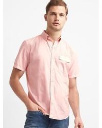 Gap Gart Dye Short Sleeve Shirt