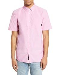 Vans Gibbon Dobby Short Sleeve Shirt