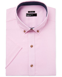 Bar III Wear Me Out Slim Fit Stretch Easy Care Short Sleeve Dress Shirt Created For Macys