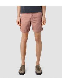 AllSaints Mitre Deck Shorts