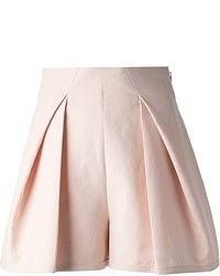 Balenciaga Pleated Shorts