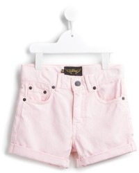 Finger In The Nose Classic Denim Shorts