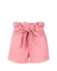 Olympiah High Waist Shorts