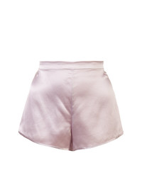 Fleur Du Mal High Waisted Shorts