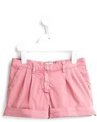 Il Gufo Mini Shorts