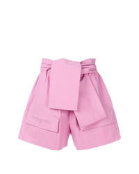 MSGM Knot Front Shorts